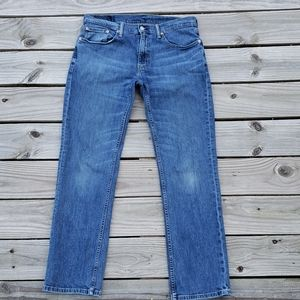 Levi's 559 Relaxed Jeans Size 33